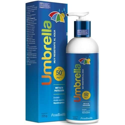 Umbrella Waterproof 50+ 225 Gr