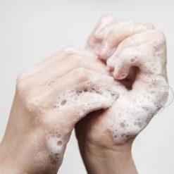 Limpieza y protección contra virus y bacterias
